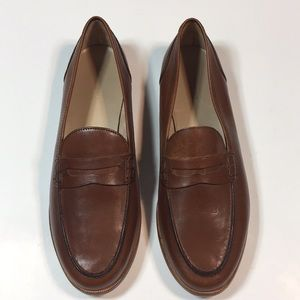 385366480a1 J. Crew Shoes - J. Crew Ryan penny loafers in Leather